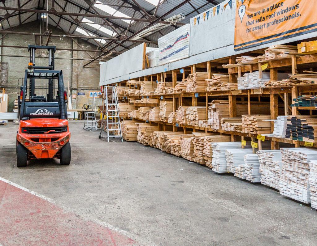 Timber Supplier Fife